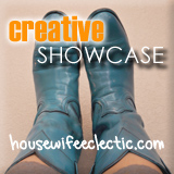 Housewife Eclectic Creative Showcase